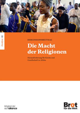 Cover des Buches Spitzeck, Hans: Kirchen in Nigeria – Geschichtliche Perspektiven
