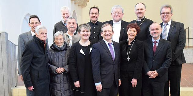 Link zum Artikel Brückenschlag zwischen Kirche und Diakonie