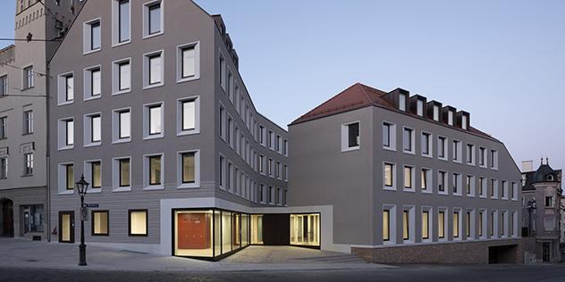 UlrichsEck, © Dekanat Augsburg