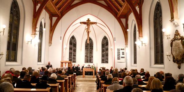 Eröffnungsgottesdienst Landessynode Garmisch Johanneskirche Partenkirchen