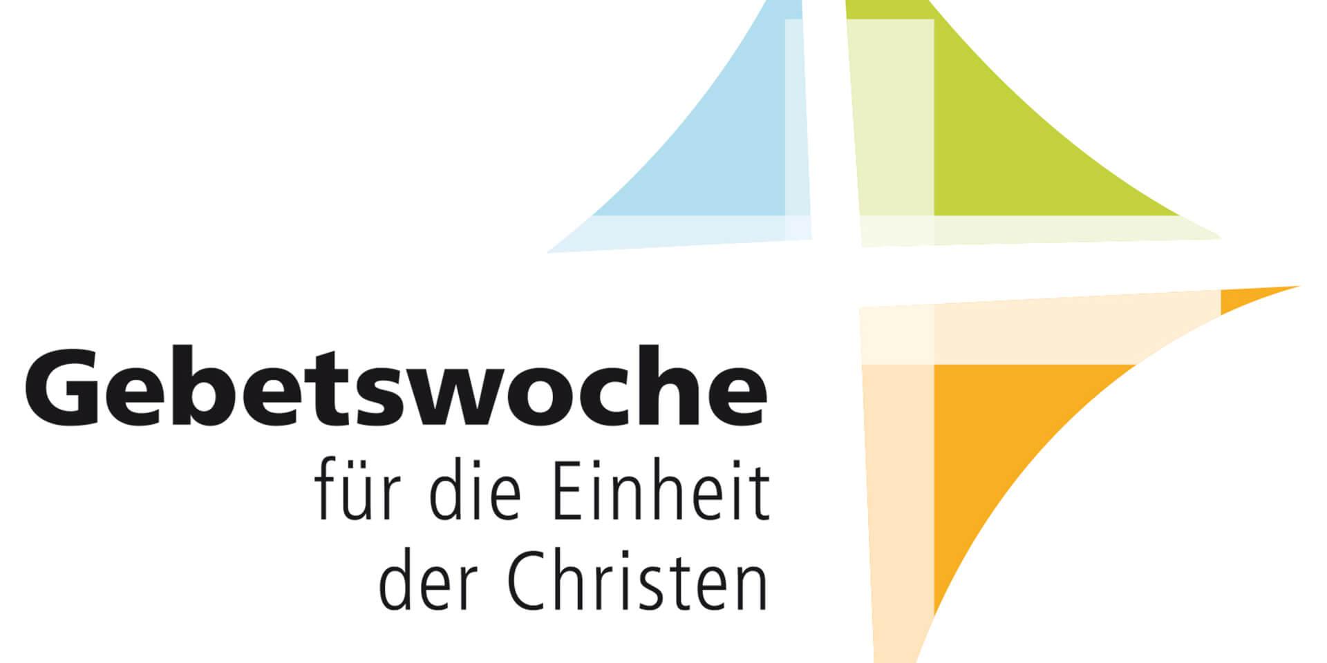 Logo Gebetswoche zur Einheit der Christen
