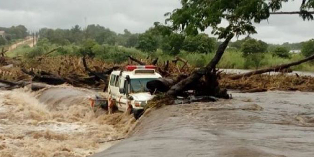 Tod und Verwüstung in Mosambik