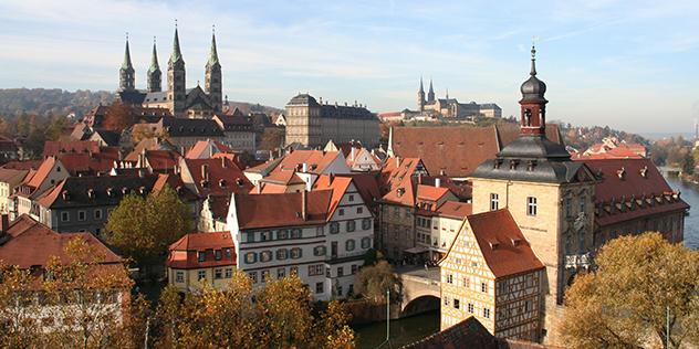 Herbsttagung in Bamberg, © Pressestelle Stadt Bamberg © BAMBERG Tourismus & Kongress Service