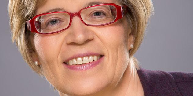 Gisela Bornowski, Regionalbischöfin im Kirchenkreis Ansbach-Würzburg