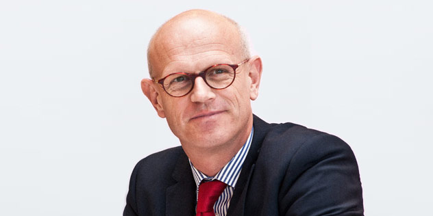Pressesprecher Johannes Minkus