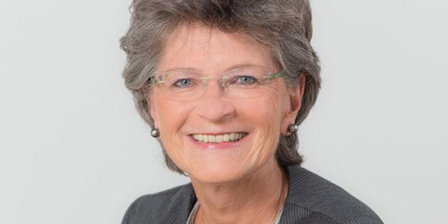 Susanne Breit-Keßler, Regionalbischöfin im Kirchenkreis München,© (c) ELKB / Poep