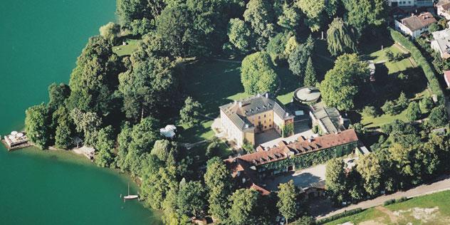 Schloss Tutzing am Starnberger See