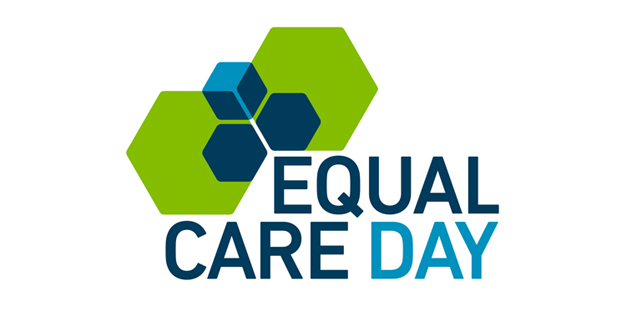 Logo Equal Care Day, Bild: © Equal Care Day