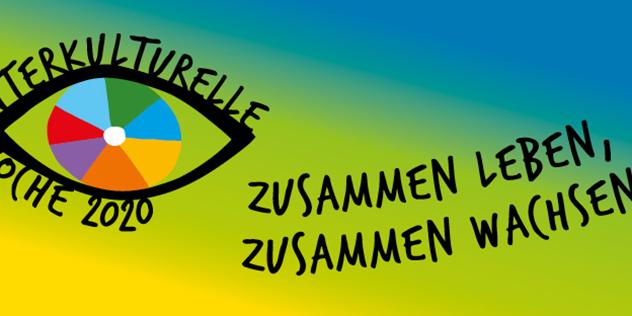 Logo Interkulturelle Woche, © Interkulturelle Woche