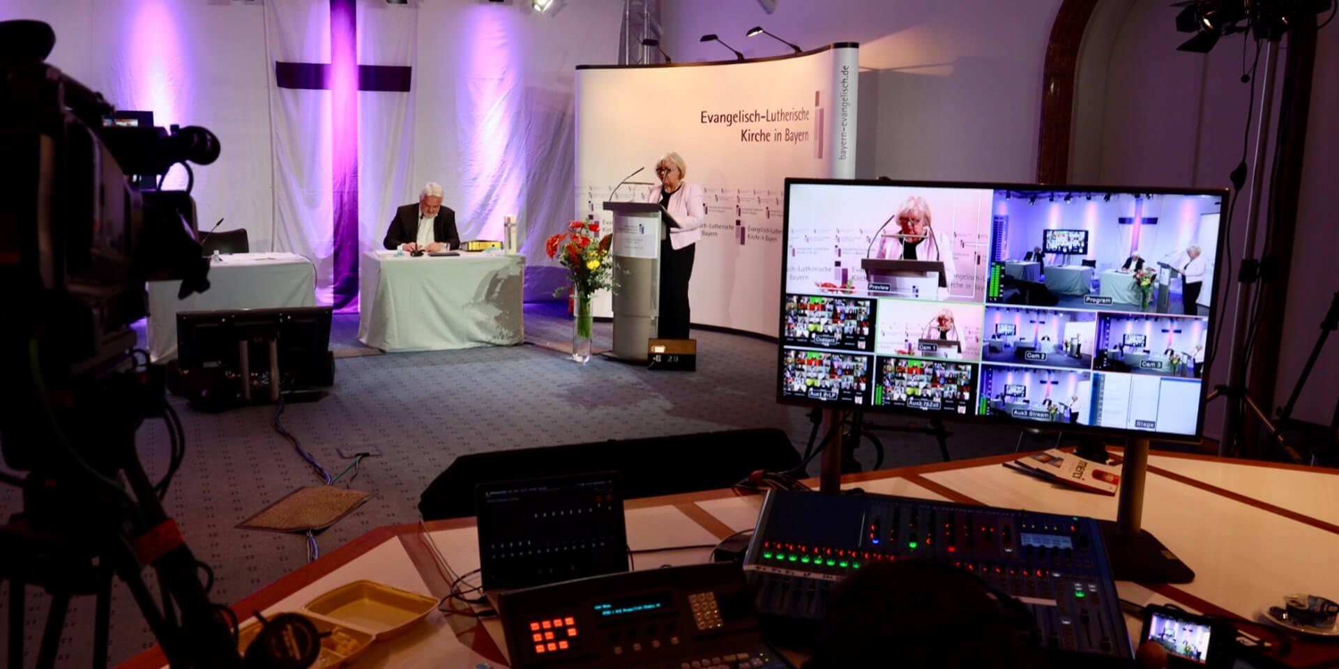 Digitale Synode: Herbsttagung 2020 als Videotagung