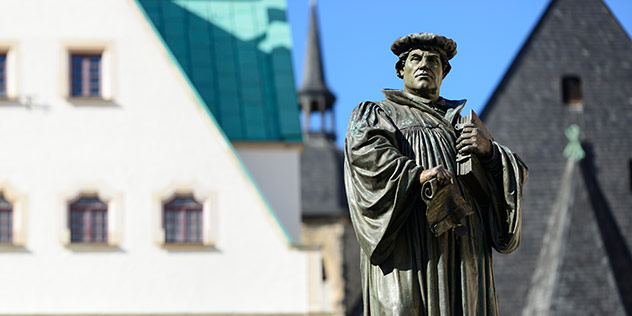 Luther Statue, © AVTG / iStock