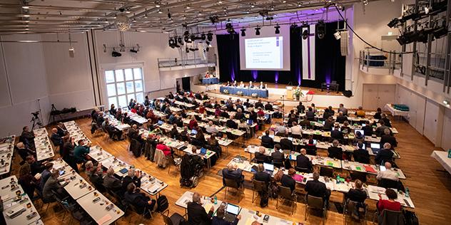 Landessynode Bamberg Plenum