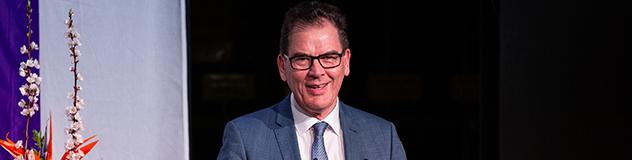 Bundesminister Dr. Gerd Müller,© McKee