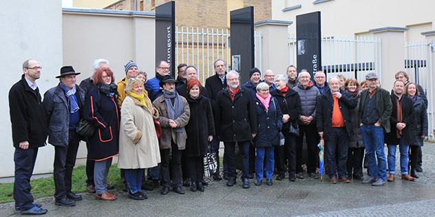 Partnerschaft Bayern Mecklenburg Treffen 2020 Waren Gruppenbild