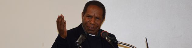 Bischof Jack Urame Papua-Neuguinea,© Mission EineWelt