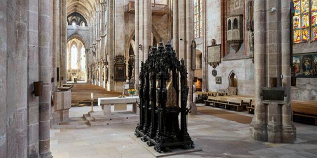 Nürnberg Sebaldusgrab, © St. Sebald