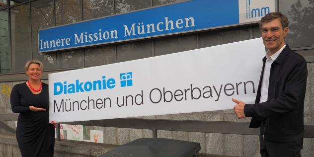 Umbenennung Innere Mission München