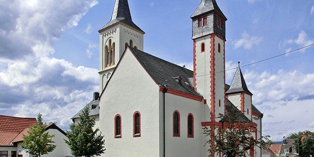 Saalkirche Ingelheim
