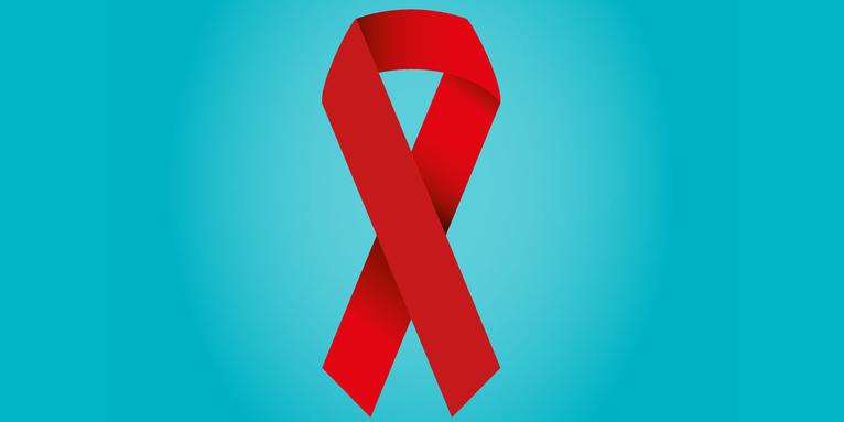 Schleife Welt-AIDS-Tag, © Mission EineWelt