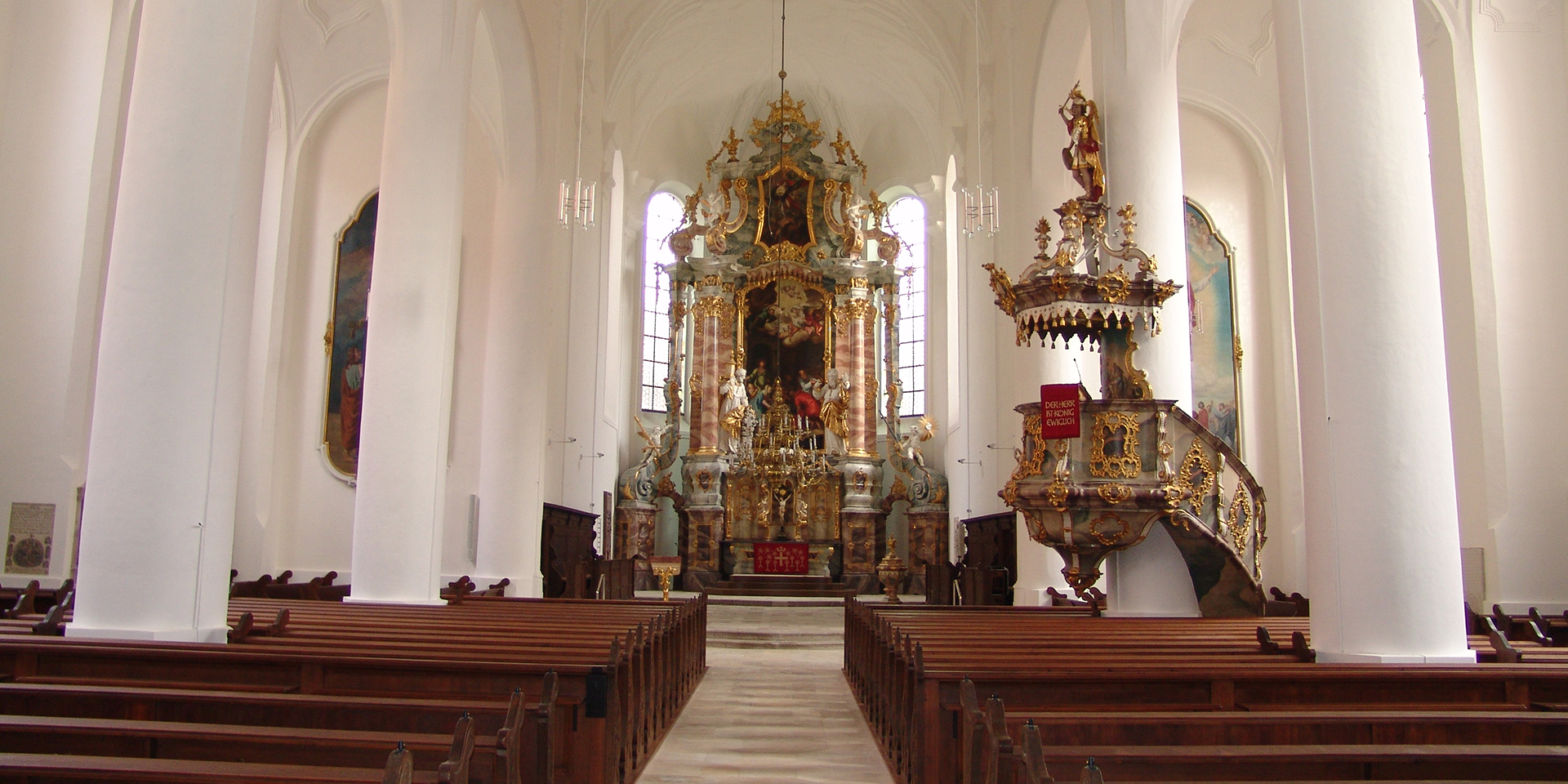 Michaelskirche in Weiden