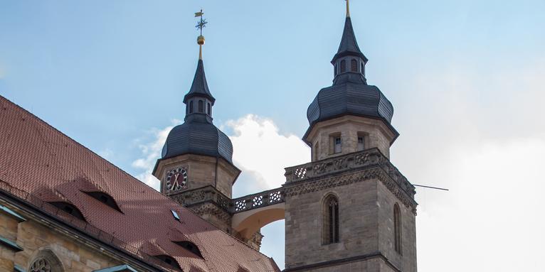 """Die Stadtkirche """"Heilig Dreifaltigkeit"""