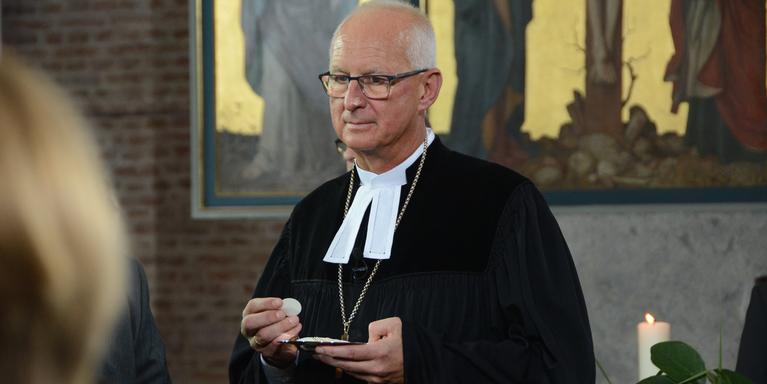 Regionalbischof Klaus Stiegler, © privat