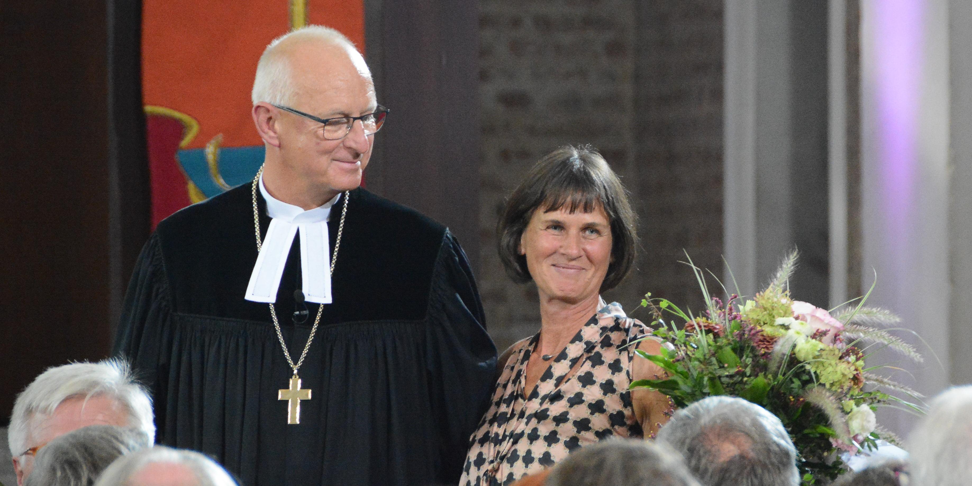Klaus und Doris Stiegler