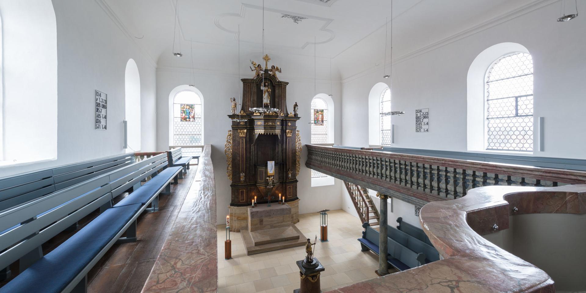 Evangelischer Gottesdienst aus der Matthäuskirche in Uttenreuth