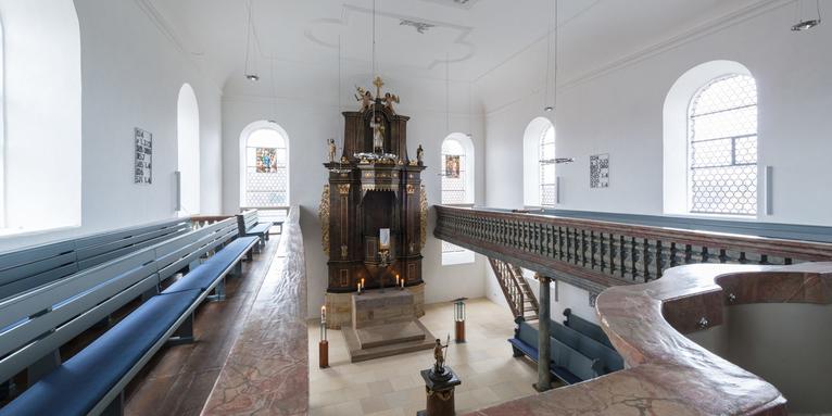 Evangelischer Gottesdienst aus der Matthäuskirche in Uttenreuth , © Evangelisch-Lutherische Kirchengemeinde Uttenreuth