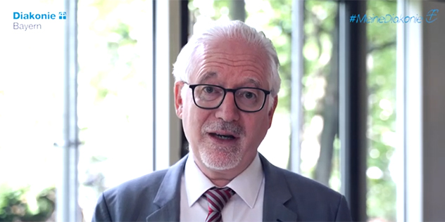 Michael Bammessel, Präsident Diakonie Bayern e.V.