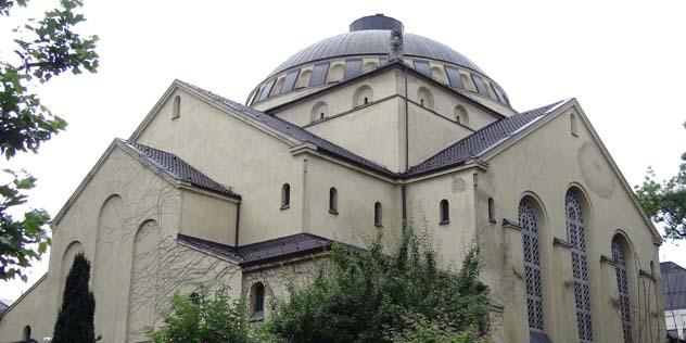 Synagoge Augsburg, © Adam Jones (Own works)