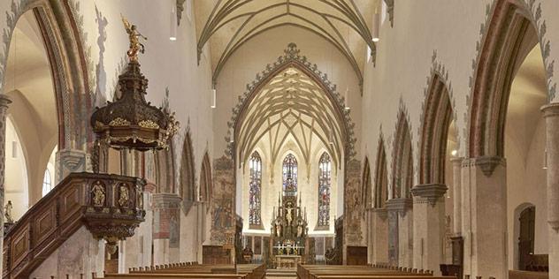 Übertragung aus St. Martin in Memmingen, © St. Martin in Memmingen