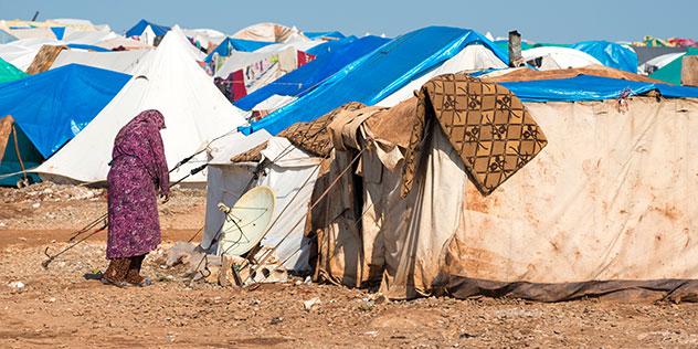 Link zum Artikel Syrien braucht dringend Frieden