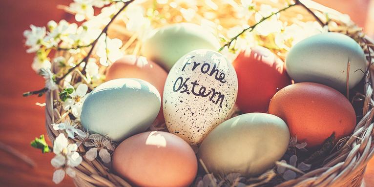Ostern feiern, © iStock-Rike_