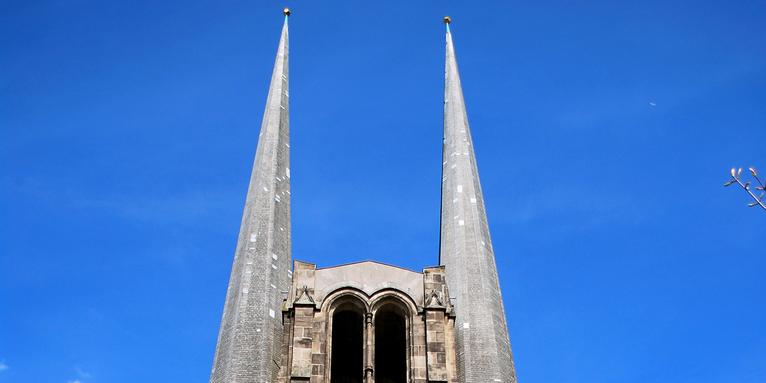 KiBa-Kirche des Monats Mai 2021 in Würzburg, © iStock-Yes