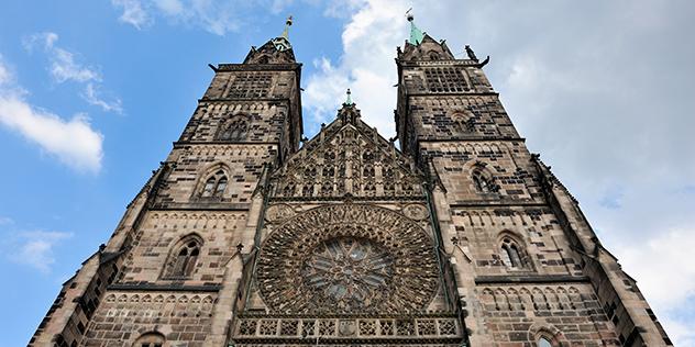St. Lorenz Kirche, © iStock / ajma_pl