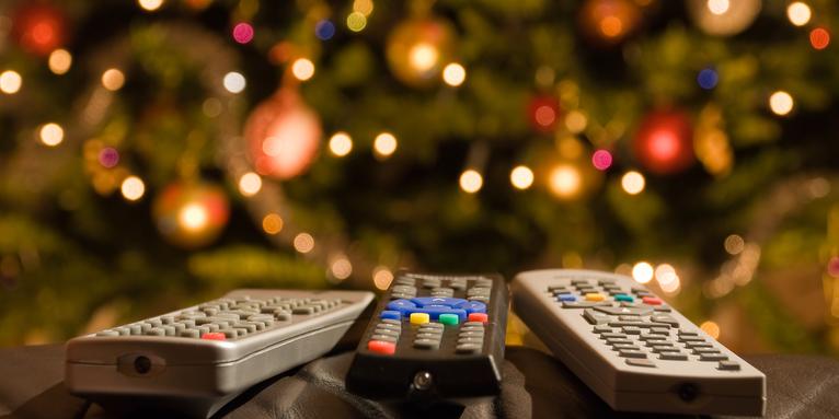 Weihnachten in den Medien, © iStock-maixner