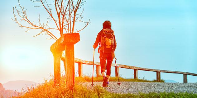 Start in die Pilgersaison, © iStock / michelangeloop