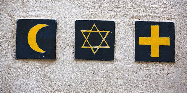 Religionen leisten Beitrag zum Frieden