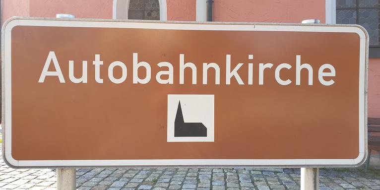 Tag der Autobanhnkirchen, © Susanne Götte