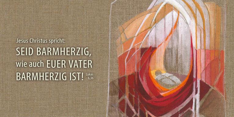 Das Bild zur Jahreslosung von Stefanie Bahlinger, Mössingen, © Verlag am Birnbach - Motiv von Stefanie Bahlinger, Mössingen