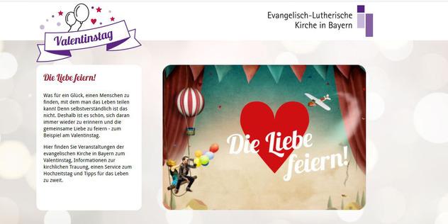 Die Termineseite valentinstag-evangelisch.de