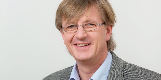 Dr. Ulrich Hornfeck, ELKB/Rost