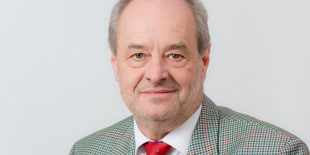 Hans Stiegler, ELKB/Rost