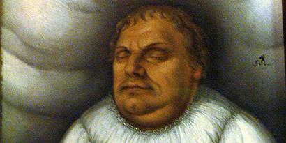 Der Reformator Martin Luther Elkb